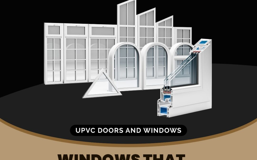 5 Different Types of uPVC Windows and Doors
