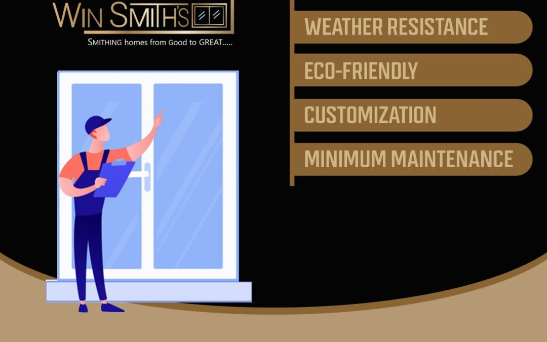 5 Things You Should Know About uPVC doors and windows